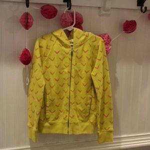 Crewcuts Girls Pineapple Jacket Size 6-7